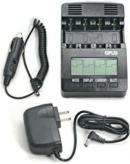 opus charger manual