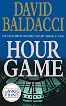 Hour Game (Large Print)