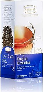 Ronnefeldt English Breakfast joy of tea - Schwarztee, 15 Teebeutel, 33 g