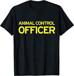 animal control officer costume