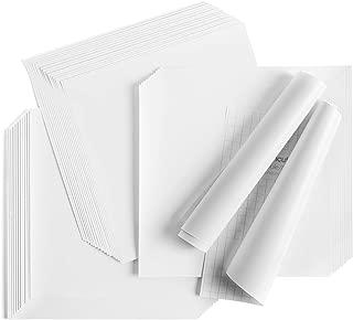 "Cricut Premium Vinyl - Removable, 12"" x 12"" Adhesive Decal Sheets - White"
