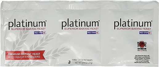 Platinum Superior Baking Yeast - 3 CT