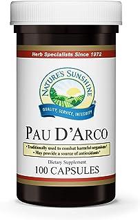 Nature's Sunshine PAU D' Arco 100 Capsules