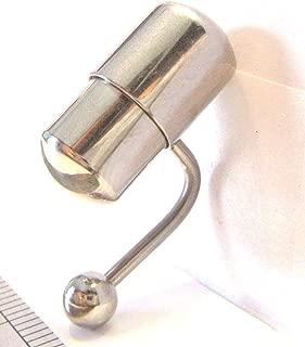 vibrating genital piercing