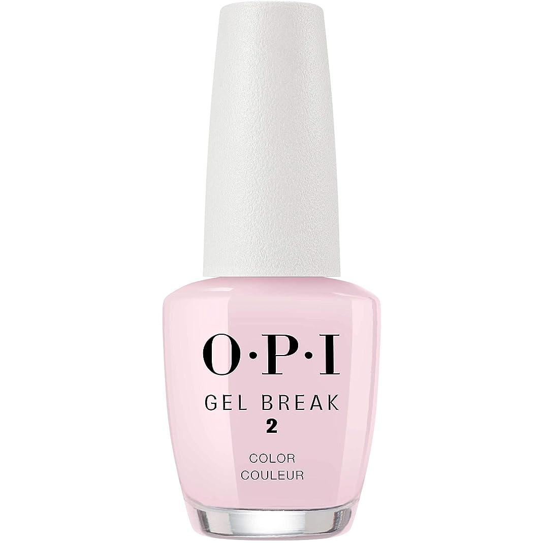 巻き戻す家族次OPI(オーピーアイ) ジェルブレイク NTR03 プロパリー ピンク