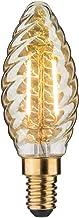 Paulmann 283.72 LED kaars gedraaid 2,5W 230V E14 goud warm wit 28372 lamp lamp
