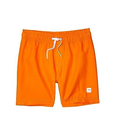 reima Swim Shorts Cancun (Toddler/Little Kids/Big Kids) (Orange 2) Boy