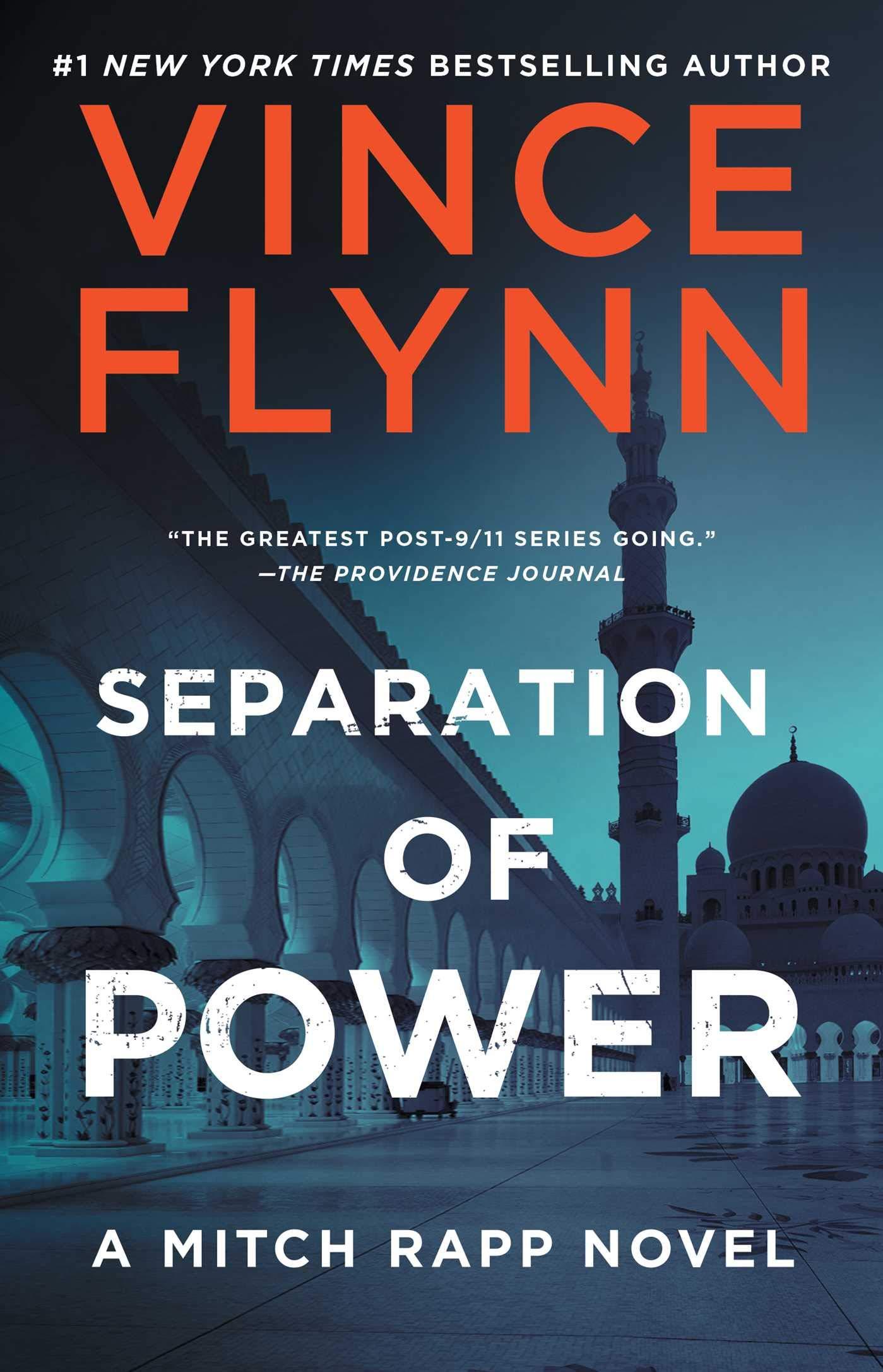 Separation of Power (A Mitch Rapp Novel Book 3)