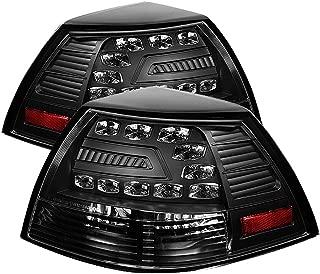 Spyder Auto ALT-YD-PG808-LED-BK Black LED Tail Light