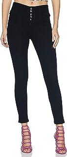 SLVETE Women's Slim Fit Jeans