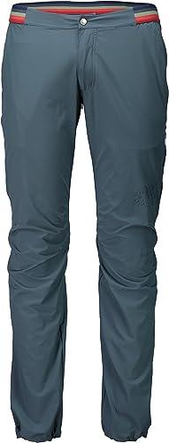 Maloja Multi Sport Pantalon BiCouleure Bleu thumseem. Pantalon Stretch léger 23219