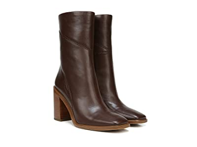 Franco Sarto Stevie (Dark Brown) Women