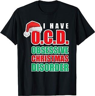 Xmas好きのためのクリスマスデザイン Tシャツ