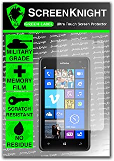 ScreenKnight Skärmskydd för Nokia Lumia 625 osynlig sköld