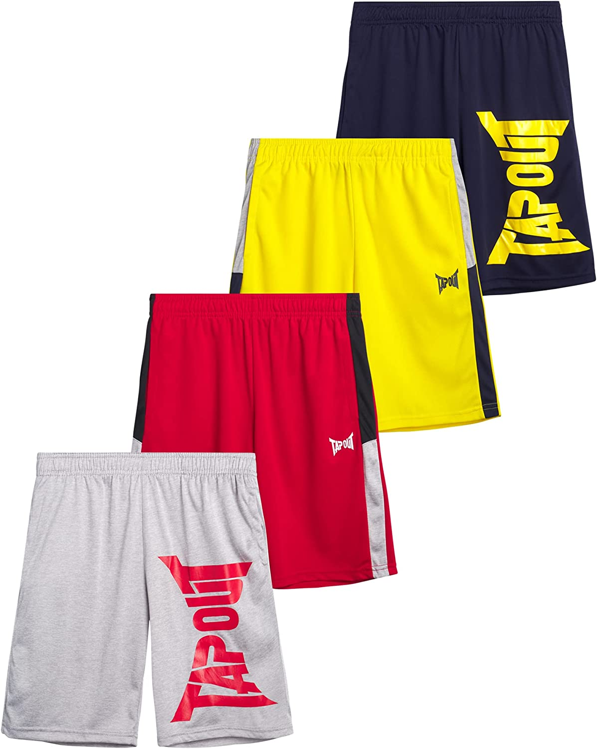 TAPOUT Boys' Athletic Shorts - Active Basketball New Ranking TOP15 arrival Sho Performance