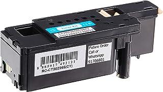 Nippon-ink CT202265 (Cyan) For Use on Fuji Xerox Laser Colour Toners - DocuPrint series: CM115w, CM225fw, CP115w, CP116w, ...