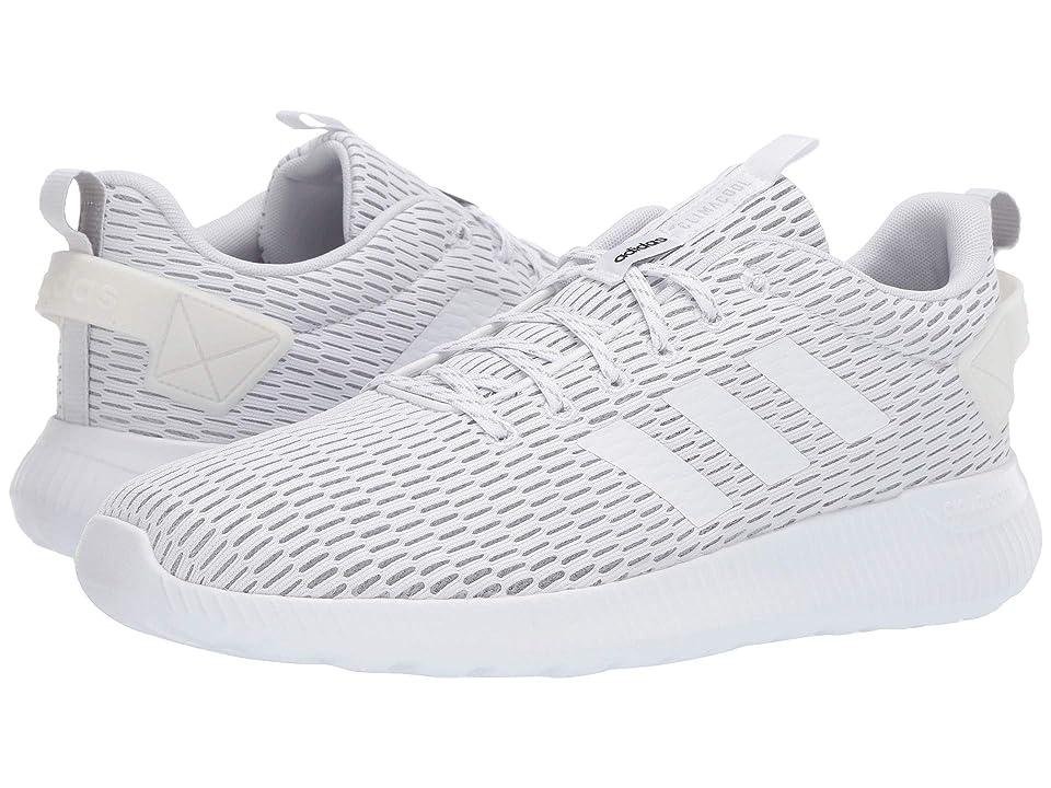 adidas Lite Racer Climacool (White/Grey 2) Men's Shoes
