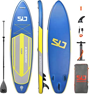 Swonder Premium Inflatable Stand Up Paddle Board, Ultra Durable & Steady, 11'6