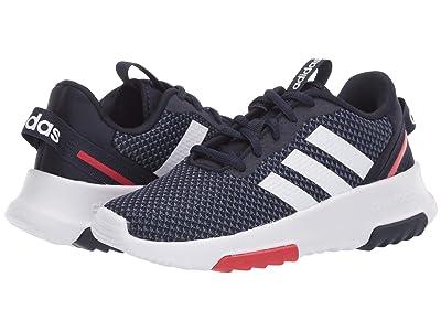 adidas Kids Racer TR 2.0 (Little Kid/Big Kid) (Legend Ink/Footwear White/Tech Indigo) Boys Shoes