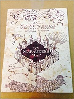 Best Marauders Map Poster of 2020 - Top Rated & Reviewed