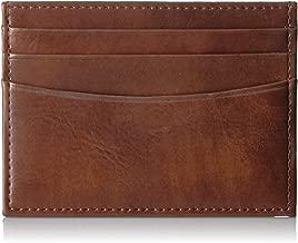Amazon Essentials Men's Slim RFID Blocking Card Case Minimalist Wallet