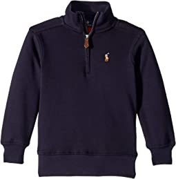 Cotton 1/2 Zip Pullover (Toddler)