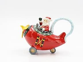 airplane teapot