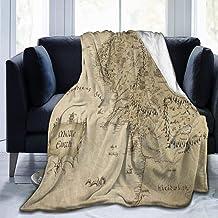 Middle Earth Fleece Blanket