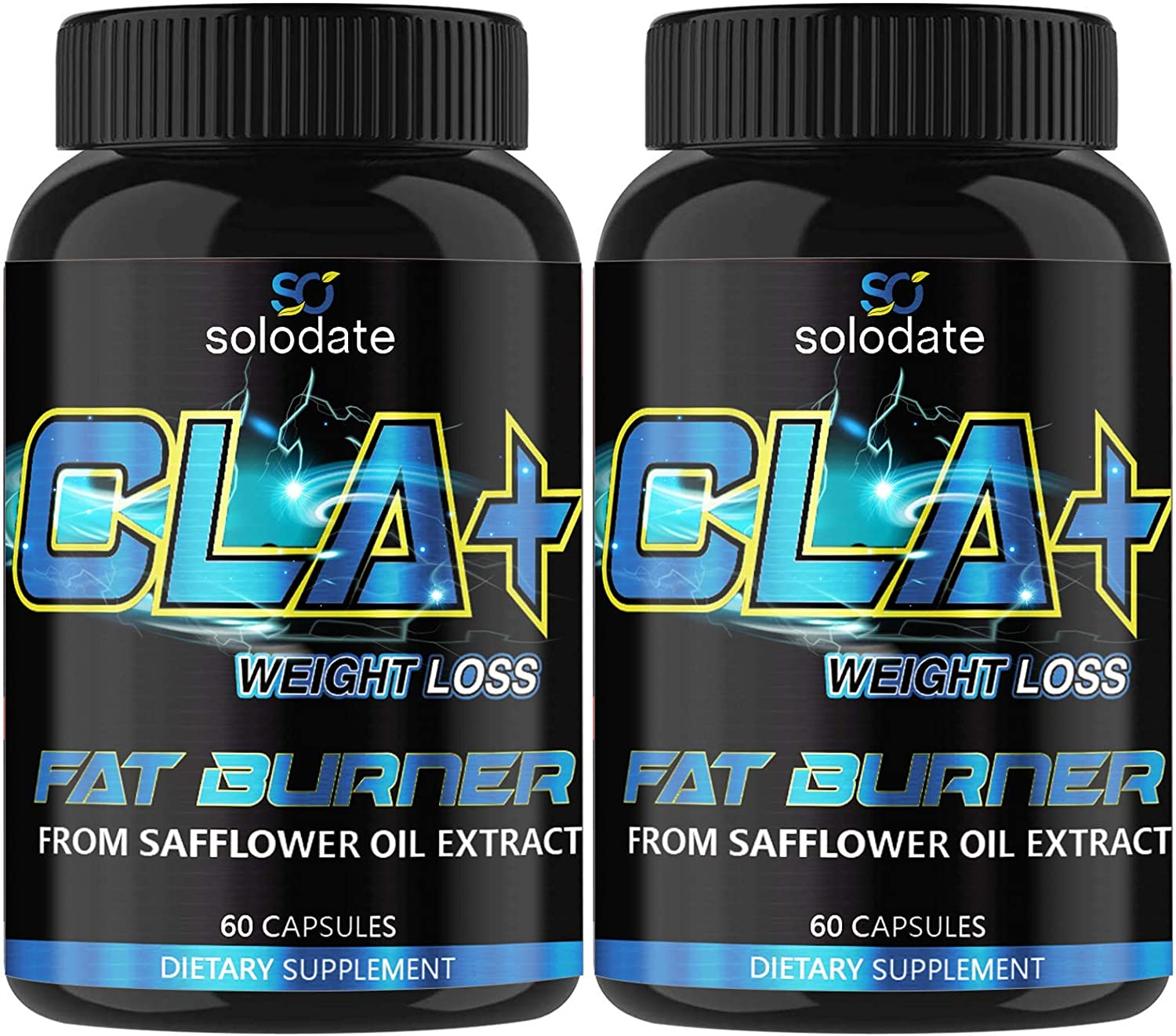 Purchase Pack of 2 CLA Save money 1250 Management Supplements for Healthy Weight
