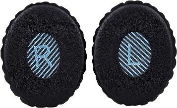 SOULWIT® Almohadillas de Repuesto para Auriculares Bose OE, compatibles con Auriculares Bose On-Ear 2 (Bose OE2 y Bose OE2i) / SoundTrue On-Ear (OE) / SoundLink On-Ear (OE)