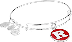 Color Infusion Rutgers University Logo II Bangle