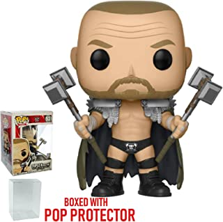 Funko Pop! WWE: Triple H Skull King Vinyl Figure (Bundled with Pop Box Protector Case)