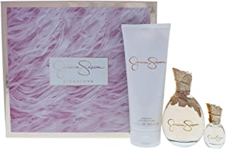 Jessica Simpson Signature By Jessica Simpson for Women - 3 Pc Gift Set 3.4oz Edp Spray, 0.2oz Edp Spray, 6.7oz Body Lotion, 3count