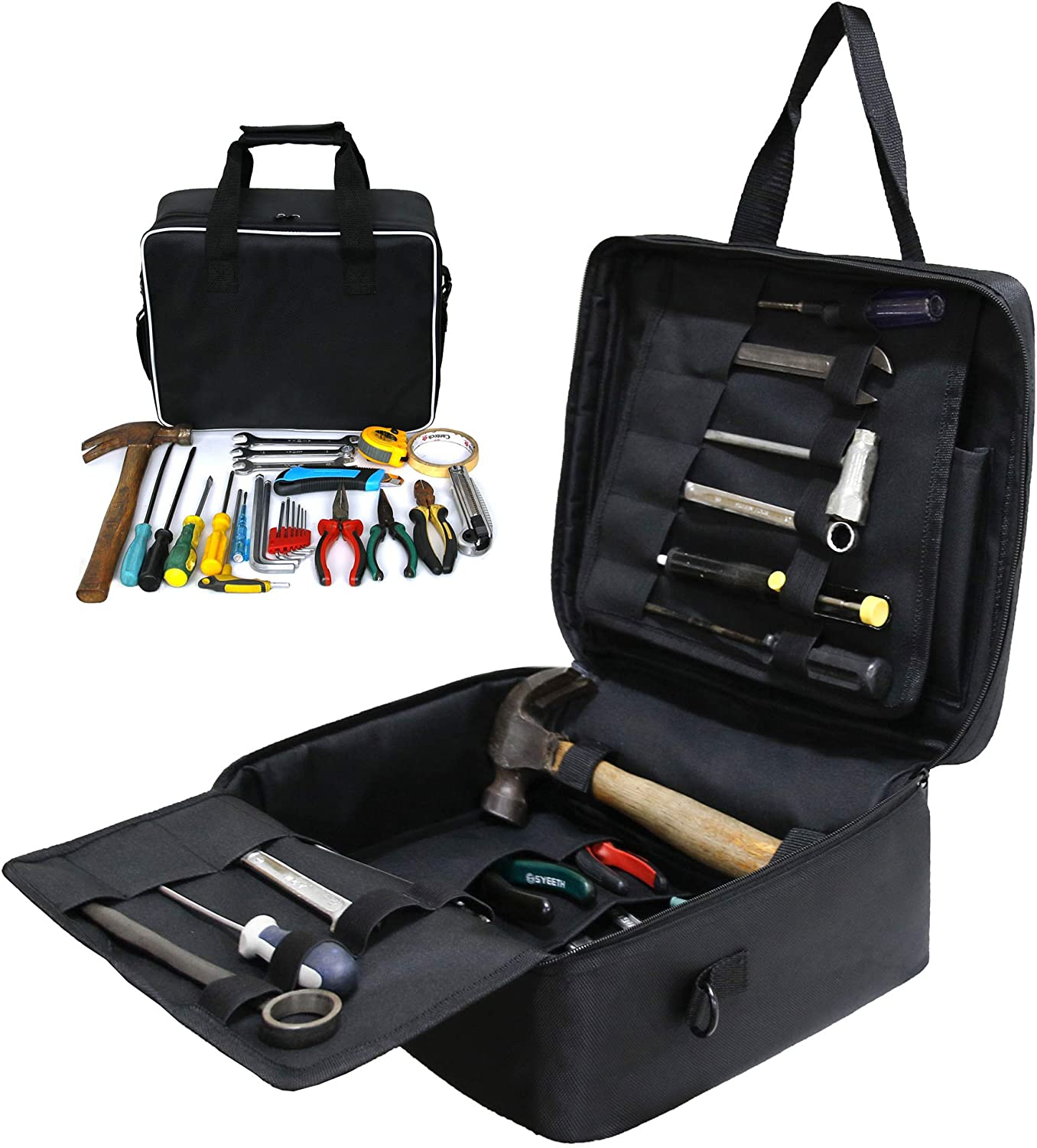 MDSTOP trust Electrician Tool Bag Tote Dealing full price reduction Ref Organizer Carrier with