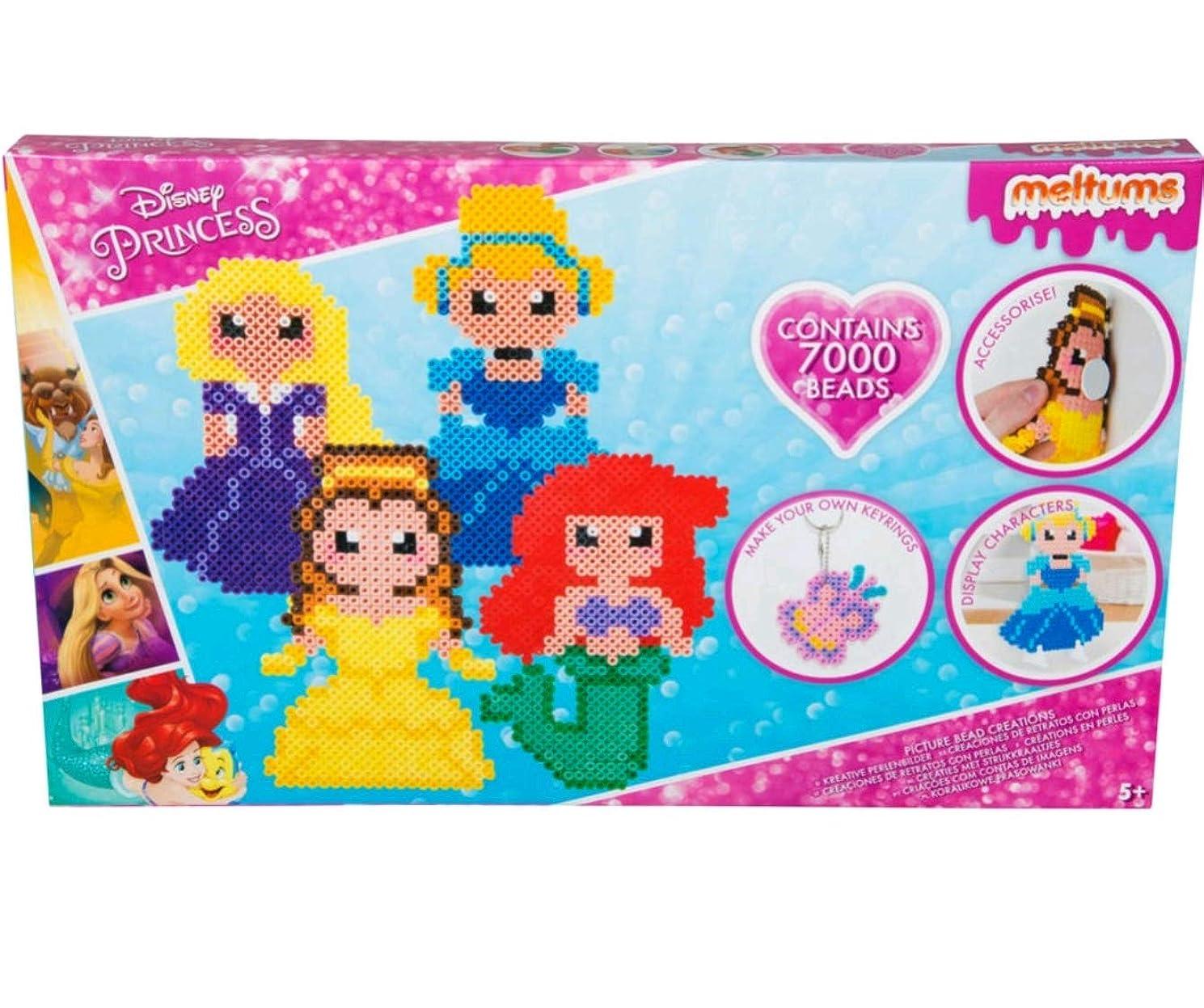 Sambro Set 7000 Disney Princess Casting Beads, Multi-Colour (DFR15-4729)