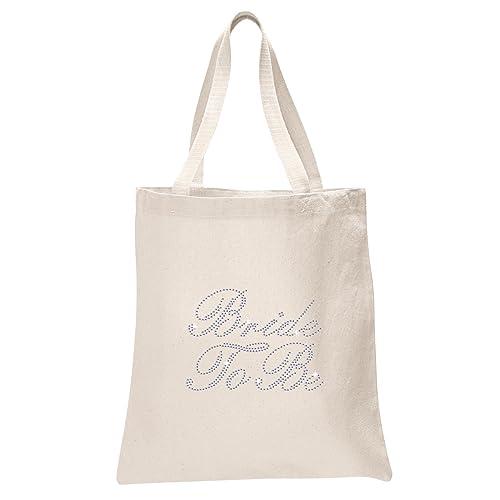 Mrs To Be Hen Do Bride Cotton Tote Bag Shopper Shopping Funny Shopaholic Fun New