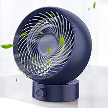 SmartDevil 2020 New USB Desk Fan, Small Personal Desktop Table Fan with Strong Wind, Quiet Operation Portable Mini Fan for...