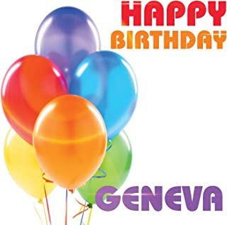 Best happy birthday geneva Reviews