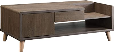 ioHomes Convoy Coffee Table, Walnut