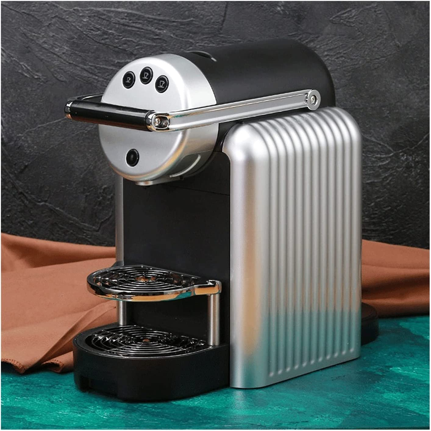 MERSHAO Espresso 100% quality warranty Machine 1650W High 2.3 unisex Removable L Performance