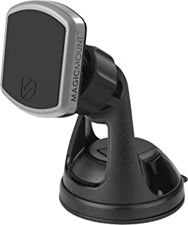 SCOSCHE MPWD2-XTPR Pro MagicMount Universal Magnetic Suction Cup Mount Holder for Mobile Devices, Black
