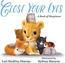 Close Your Eyes: A Book of Sleepiness