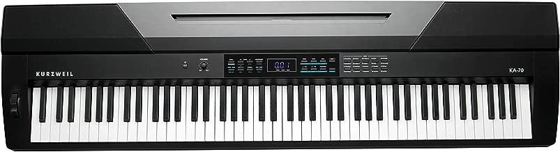 Kurzweil KA70 88-Note Portable Digital Piano