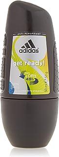 adidas Get Ready Deo Roller – dezodorant w kulce łączy w sobie tropikalne owoce z aromatycznymi drewnami i zapewnia orzeźw...