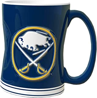 NHL Sculpted Relief Mug