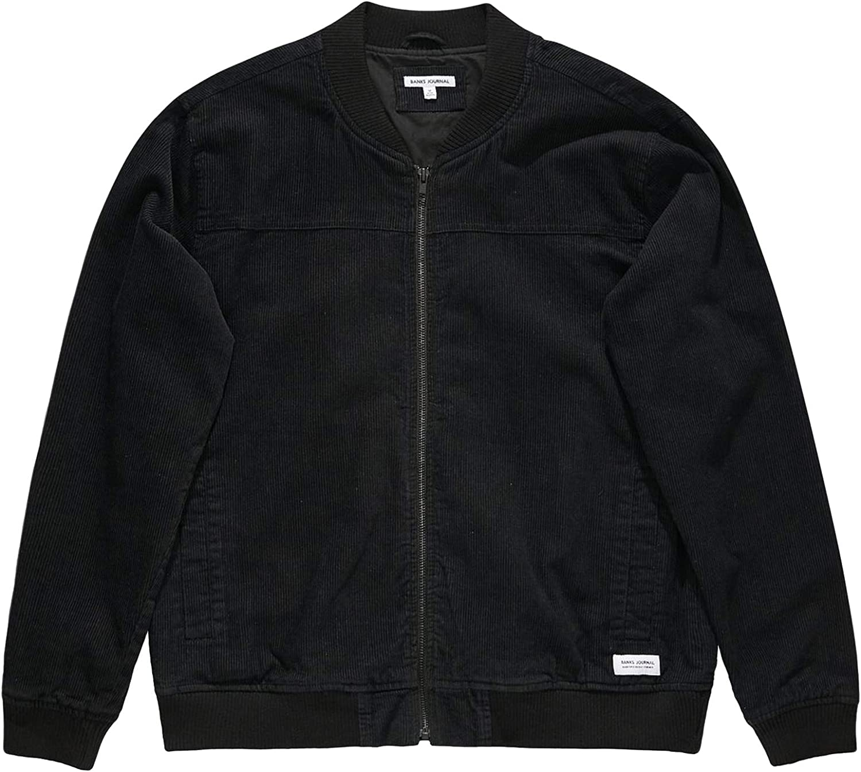 Banks Journal Decade Jacket - Dirty Black