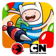 Pop Bloons as your favourite Adventure Time characters like Finn, Jake, Princess Bubblegum, Marceline and more! Recruit brand-new monkey heroes like Captain Cassie, C4 Charlie, and Sai the Shadow! Play your way through over 15 adventures and 50 maps!...