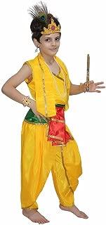 Bal Krishna fancy dress for kids,Krishna leela/Janmashtami/Kanha/Mythological Character for Annual function