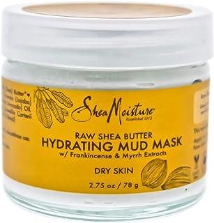 Shea Moisture Raw Shea Butter Hydrating Mud Mask by Shea Moisture for Unisex - 2.75 oz Mask, 78 g