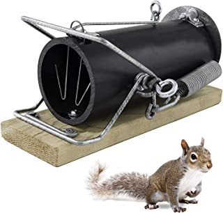 OUELL 3-10 | Snap trap, Spring trap, Deadly trap, Killing trap, Plastic trap, Metal trap, Human trap | Rodent, Rat, Squirrel, Weasel, Stoat, Muskrats | High efficiency and High performance environment